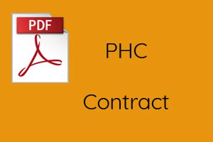 PHC Contract